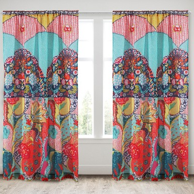 Jules Lined Curtain Panel - Levtex Home
