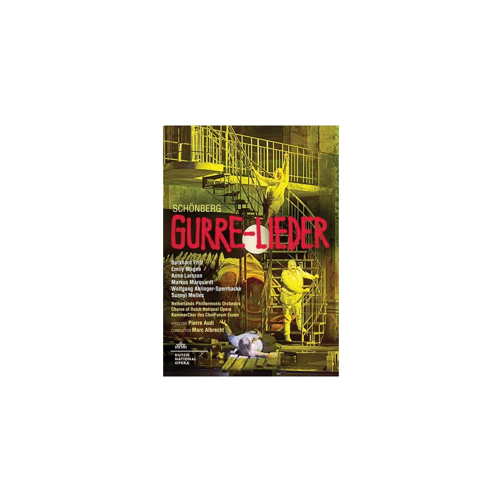 Schoenberg:Gurre Lieder (Dvd)