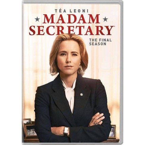 Madame Secretary: Season 6: Final Season (DVD) - image 1 of 1