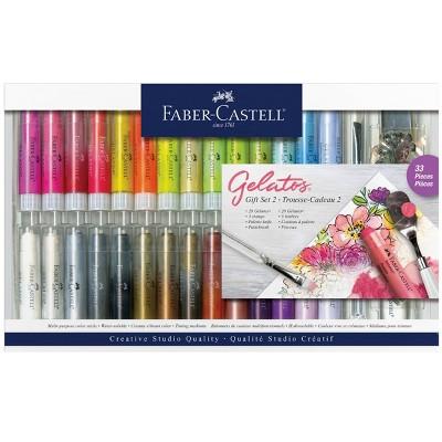 Faber-Castell 33pc Dolce 2 Gelatos Gift Set