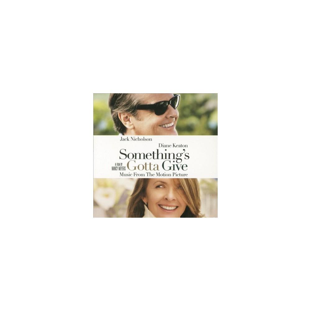 Various - Something's Gotta Give (Ost) (Vinyl)