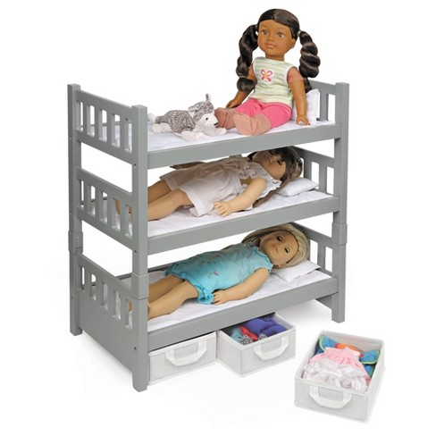 Badger Basket 1 2 3 Convertible Doll Bunk Bed With Target