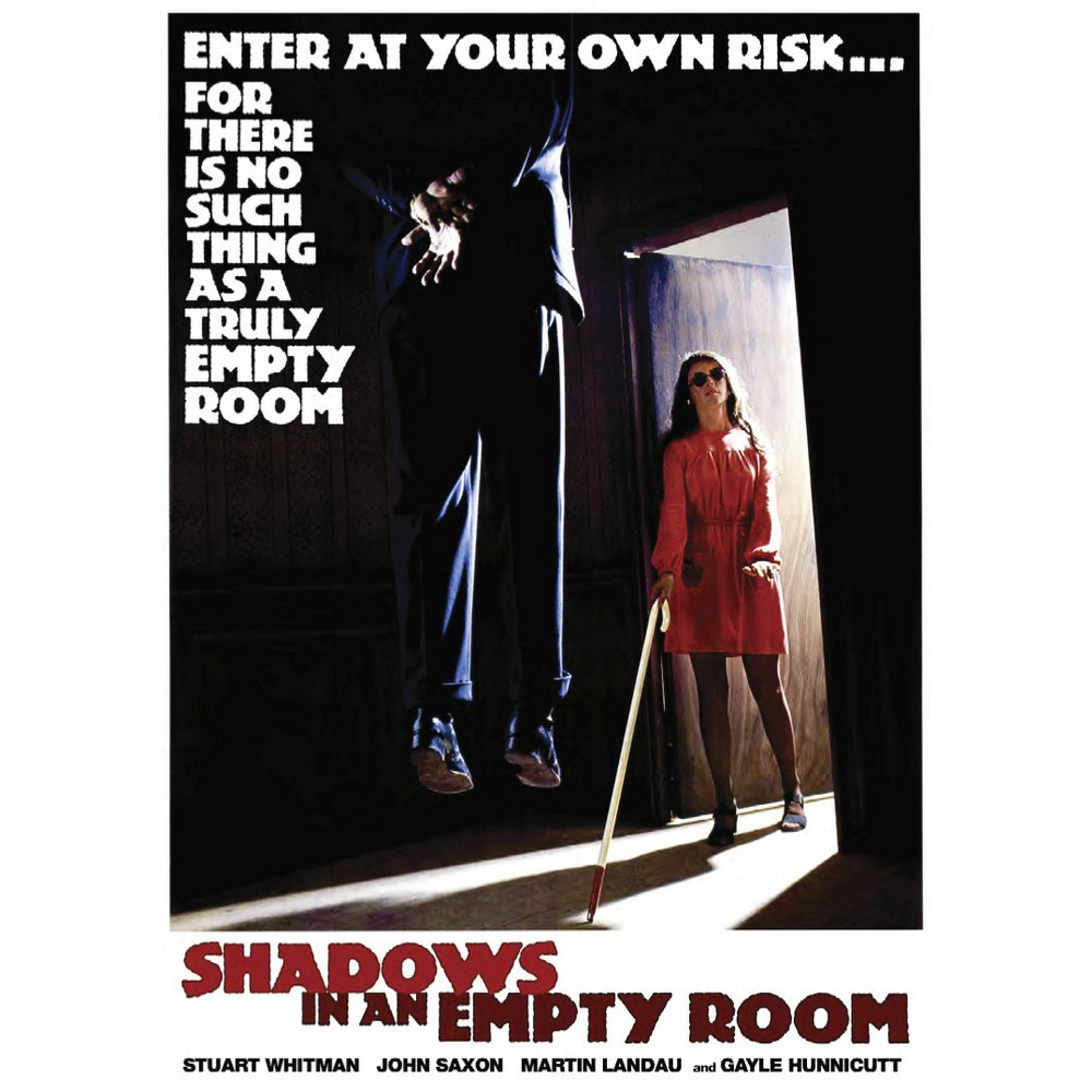 Shadows In An Empty Room Aka Blazing (Dvd)