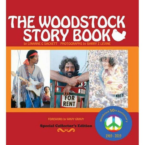 The Woodstock Story Book - by  Linanne G Sackett (Hardcover) - image 1 of 1
