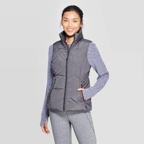 Women's Sleeveless Puffer Vest - C9 Champion® - image 1 of 2