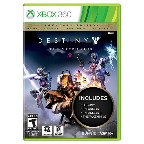 Destiny: The Taken King Legendary Edition Xbox 360 - image 1 of 11