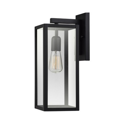 "globe-electric-44176-hurley-single-light-16""-tall-outdoor-wall-sconce by globe-electric"