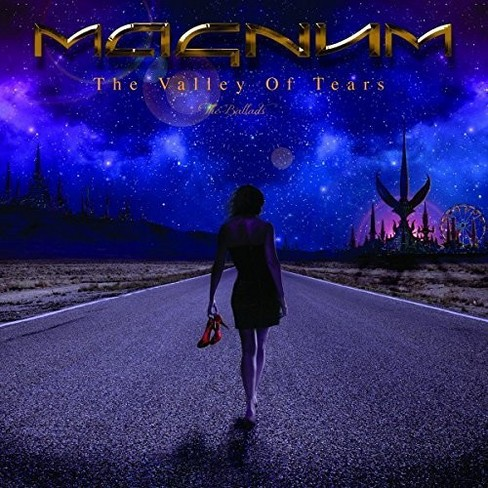 Magnum - Valley Of Tears:Ballads (CD) - image 1 of 1