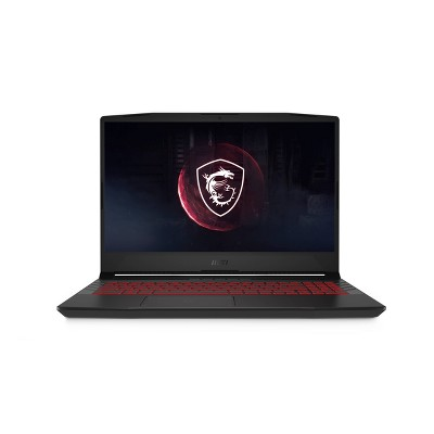 """MSI Pulse GL66 15.6"""" FHD Gaming Laptop Intel Core i5-11400H RTX3050 8GB 512GBNVMe SSD Win10"""