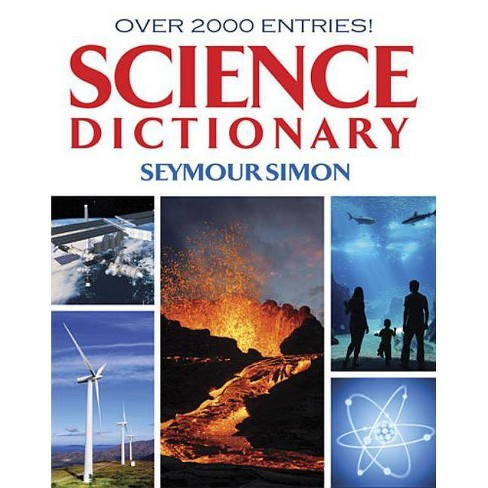 Science Dictionary - (Dover Science Books for Children) by  Seymour Simon (Paperback) - image 1 of 1