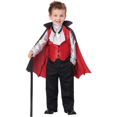 California Costumes Dapper Vampire Toddler Costume