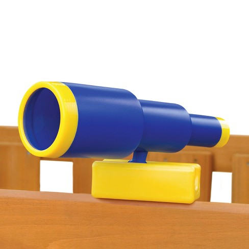 Gorilla Playsets Looney Telescope - Blue - image 1 of 2