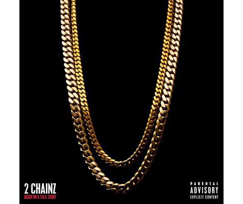 2 Chainz - Based On A T.R.U. Story (Explicit Version) [Explicit Lyrics] (CD) - image 1 of 1