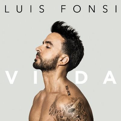 Luis Fonsi VIDA (CD)