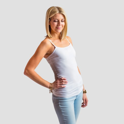 Undercover Mama Nursing Tank Top - image 1 of 9