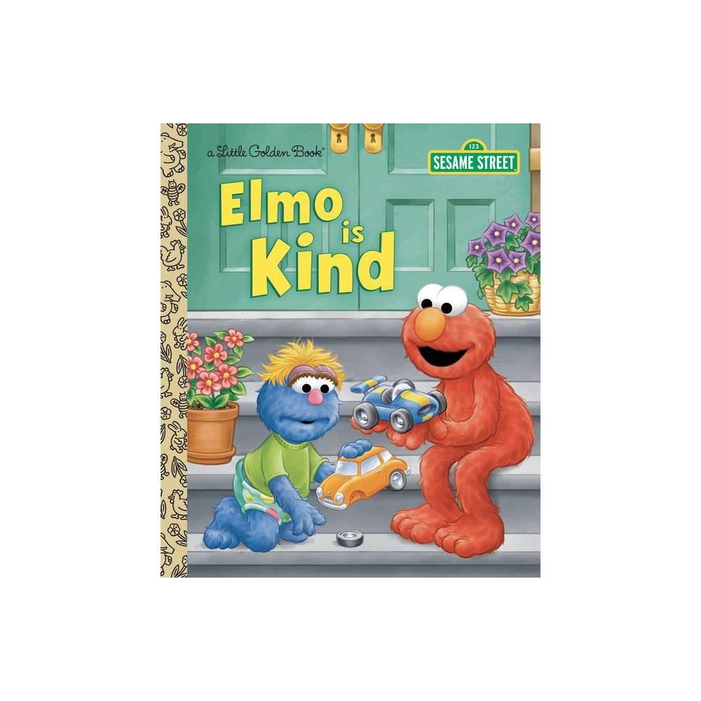 Elmo Is Kind Sesame Street Little Golden Book By Jodie Shepherd Hardcover