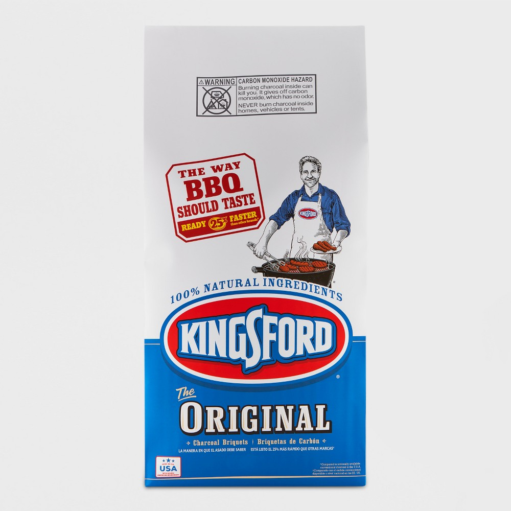 Kingsford Match Light Briquets – 12lbs 54155460