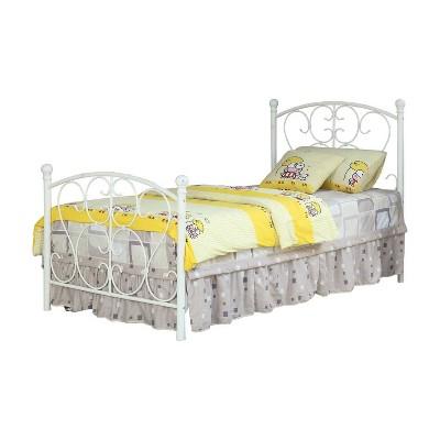 Twin Allen Kids' Metal Bed - ioHOMES