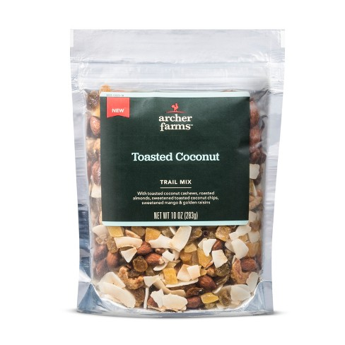 Toasted Coconut Trail Mix 10oz - Archer Farms™ - image 1 of 1