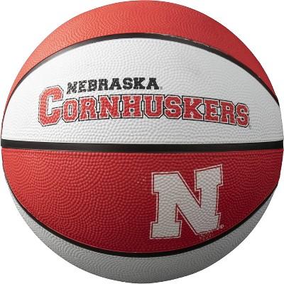 NCAA Nebraska Cornhuskers Official Basketball