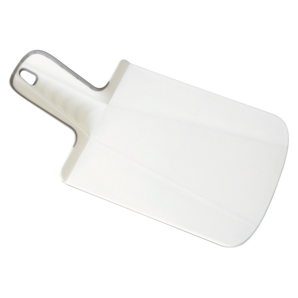 Image of Joseph Joseph Chop2Pot Mini Folding Chopping Board - White