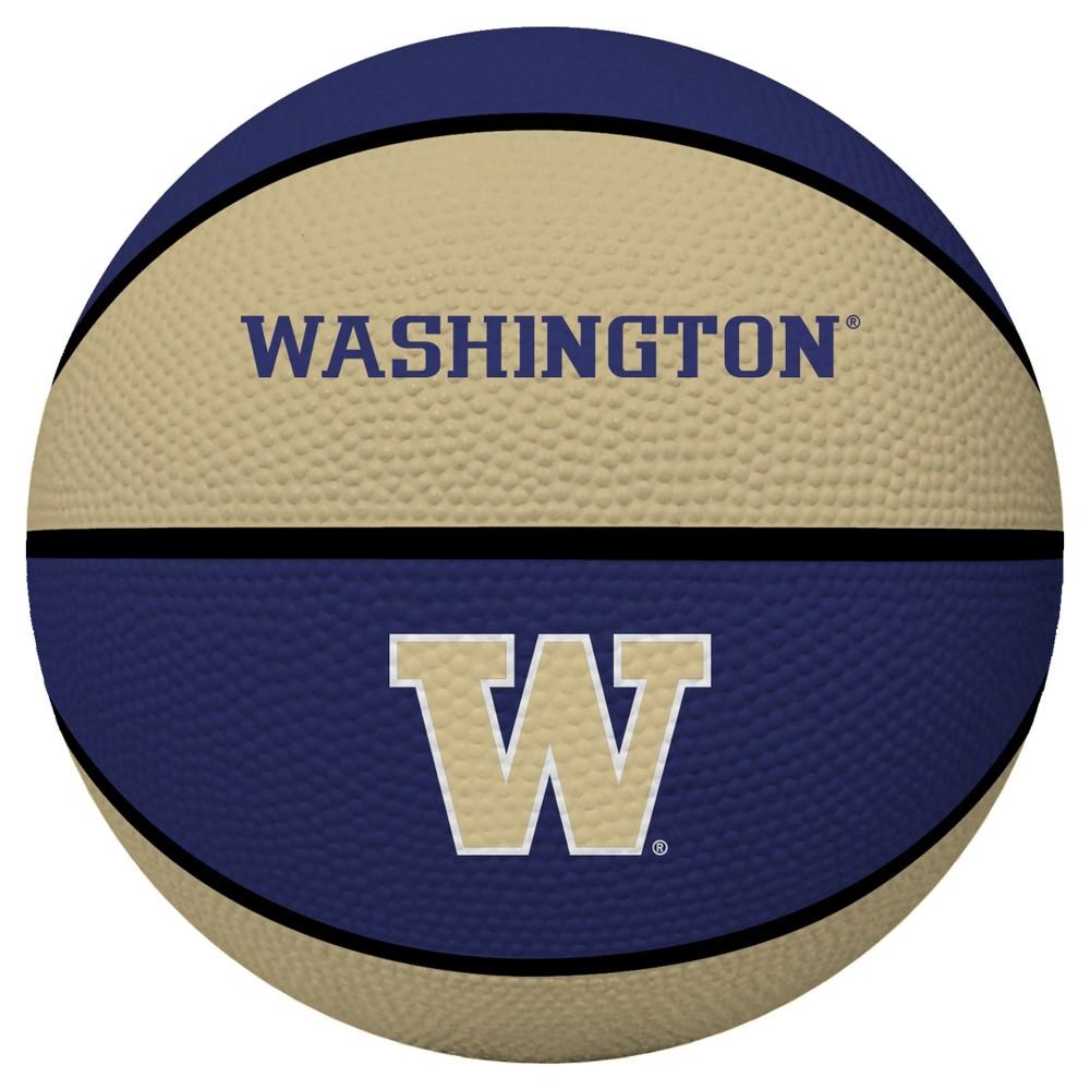 Washington Huskies Rawlings Full Size Crossover 29.5 Basketball