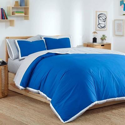 T200 Inserted Border Comforter - Martex