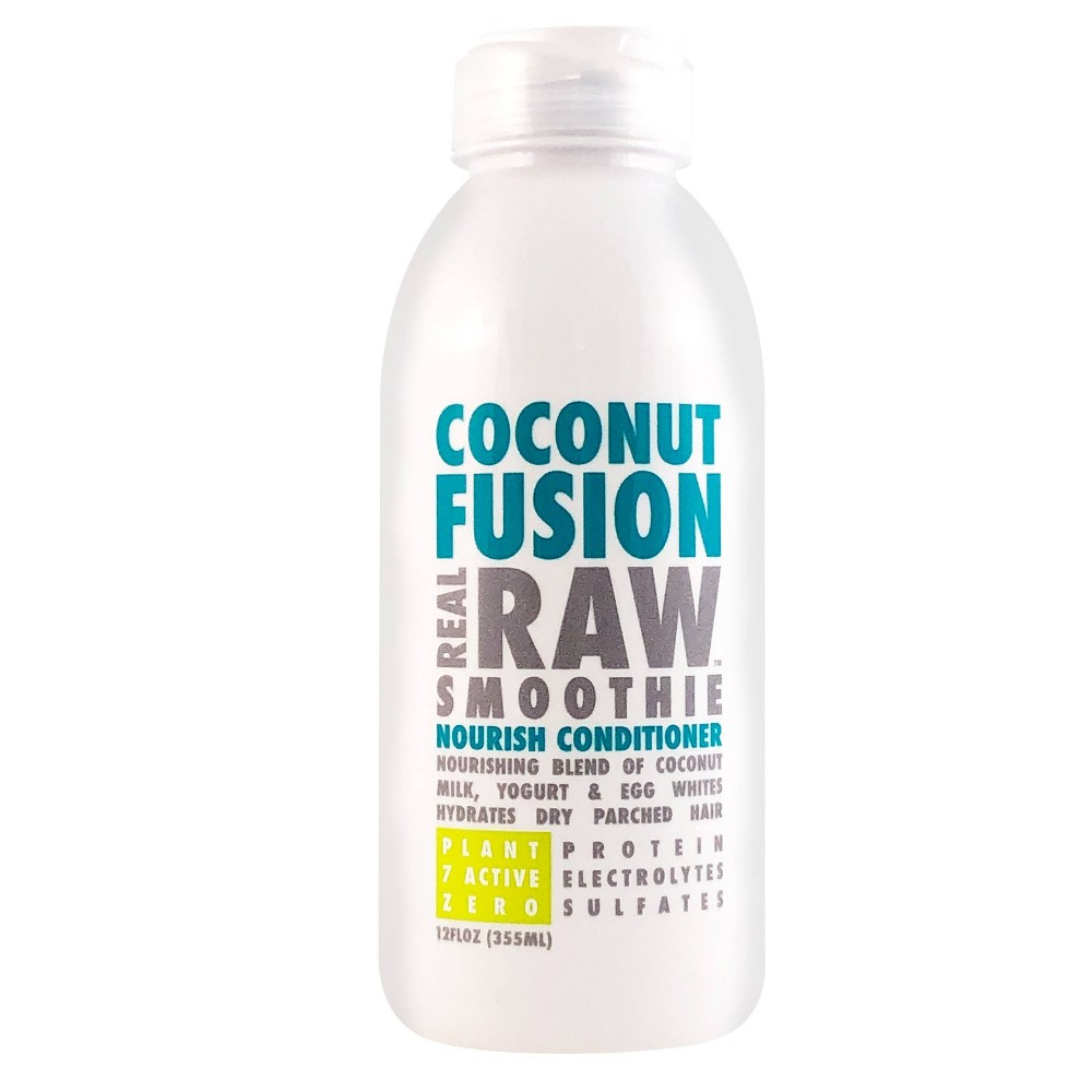 Image of Real Raw Smoothie Coconut Fusion Nourish Conditioner - 12 fl oz