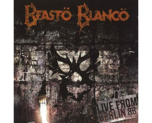 Beasto Blanco - Live From Berlin (CD) - image 1 of 1
