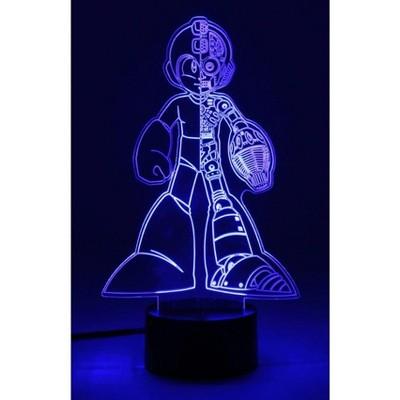 Just Funky Mega Man 3D LED Lamp