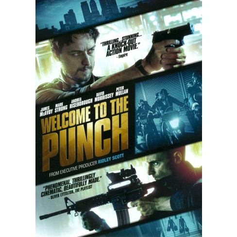Welcome to the Punch (dvd_video) - image 1 of 1