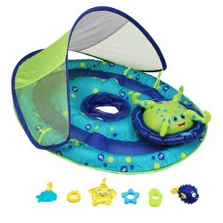 Swimways Baby Spring Float Activity Center - Octopus