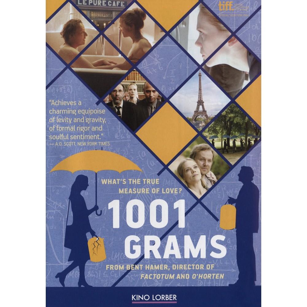 1001 Grams (Dvd), Movies