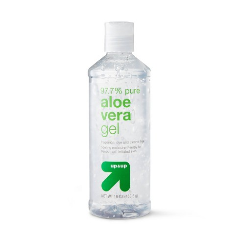 Clear Aloe Vera Gel - 16oz - up & up™ - image 1 of 4