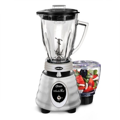 Oster Whirlwind Heritage Blend 1000 Plus 2 Speed Blender in Chrome