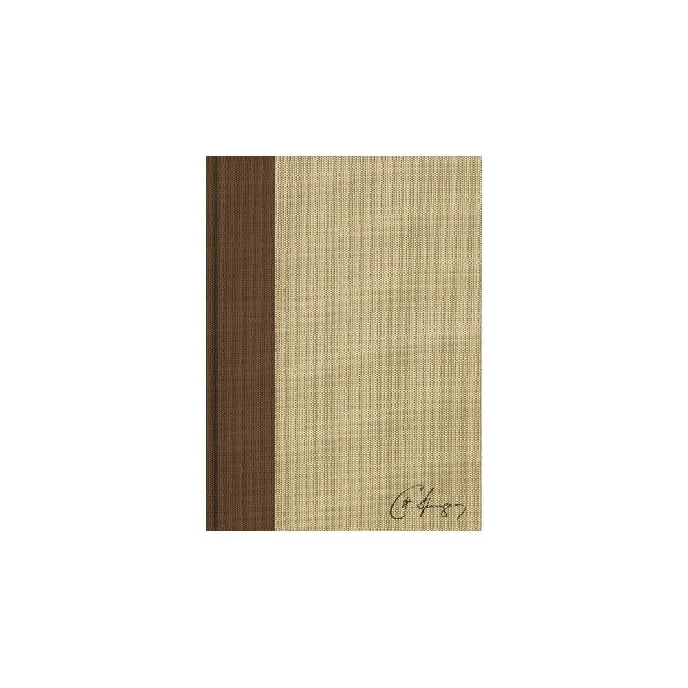 Spurgeon Study Bible : Christian Standard Bible, Brown / Tan (Hardcover)