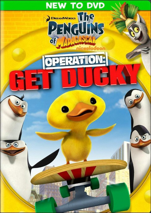 The Penguins of Madagascar: Operation Get Ducky (dvd_video) - image 1 of 1