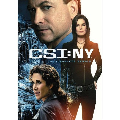 CSI: New York - The Complete Series (DVD)(2021)