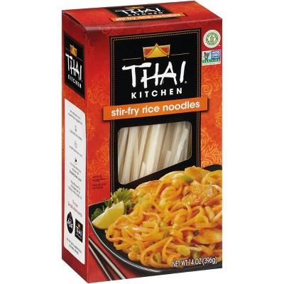 Thai Kitchen Gluten Free Stir Fry Rice Noodles - 14oz