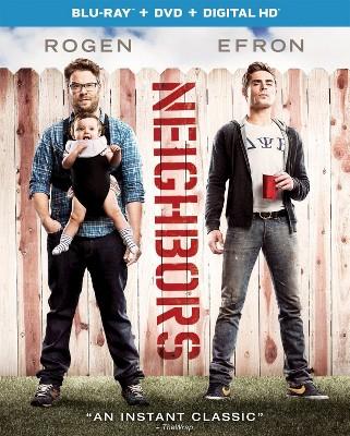 Neighbors (Blu-ray + DVD + Digital)