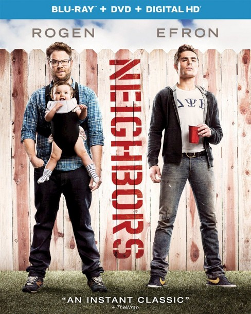 Neighbors (Includes Digital Copy) (Blu-ray/DVD) - image 1 of 1