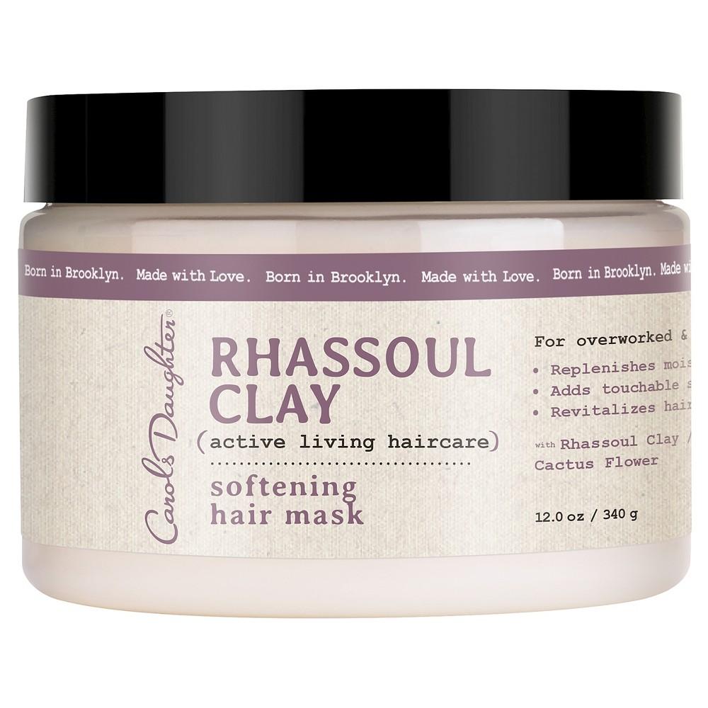 Carol's Daughter Rhassoul Clay Softening Hair Mask - 12 oz