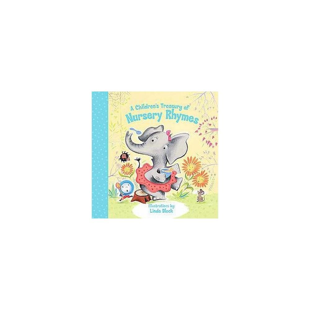 Children's Treasury of Nursery Rhymes (Hardcover)