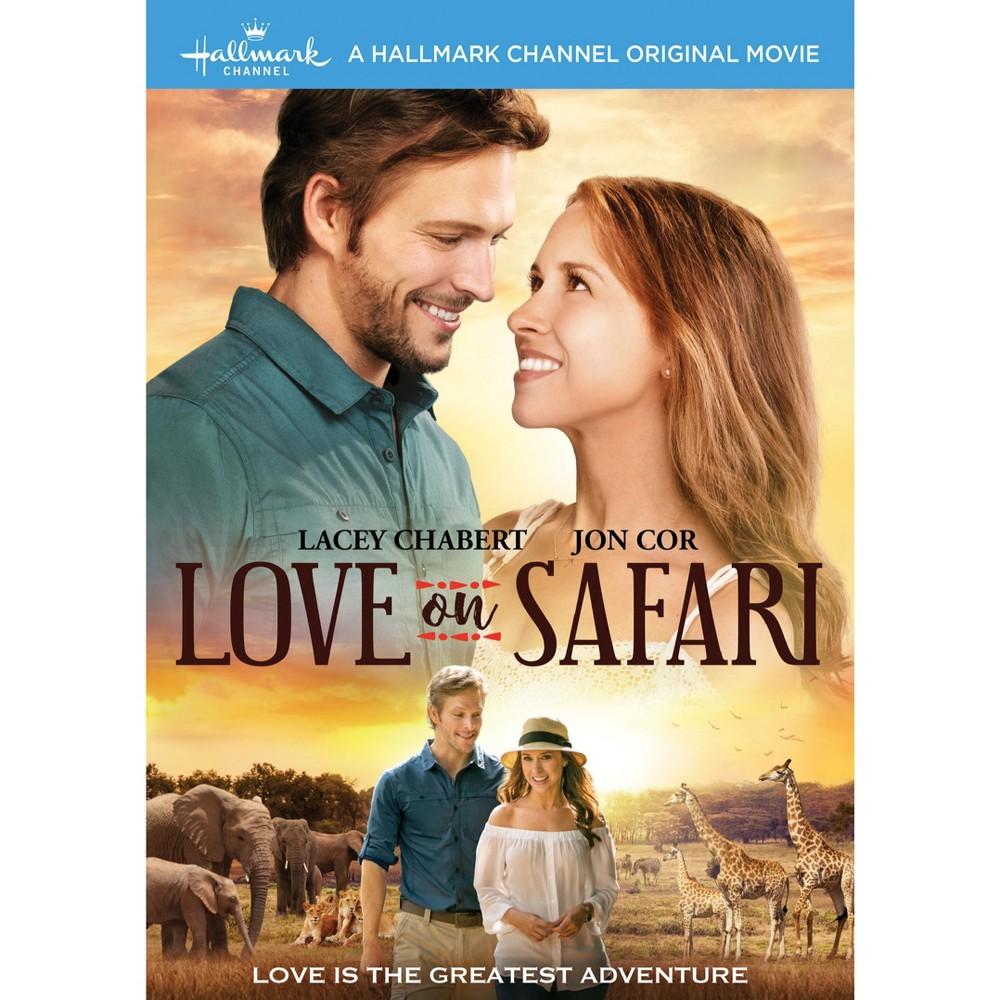 Love On Safari Dvd