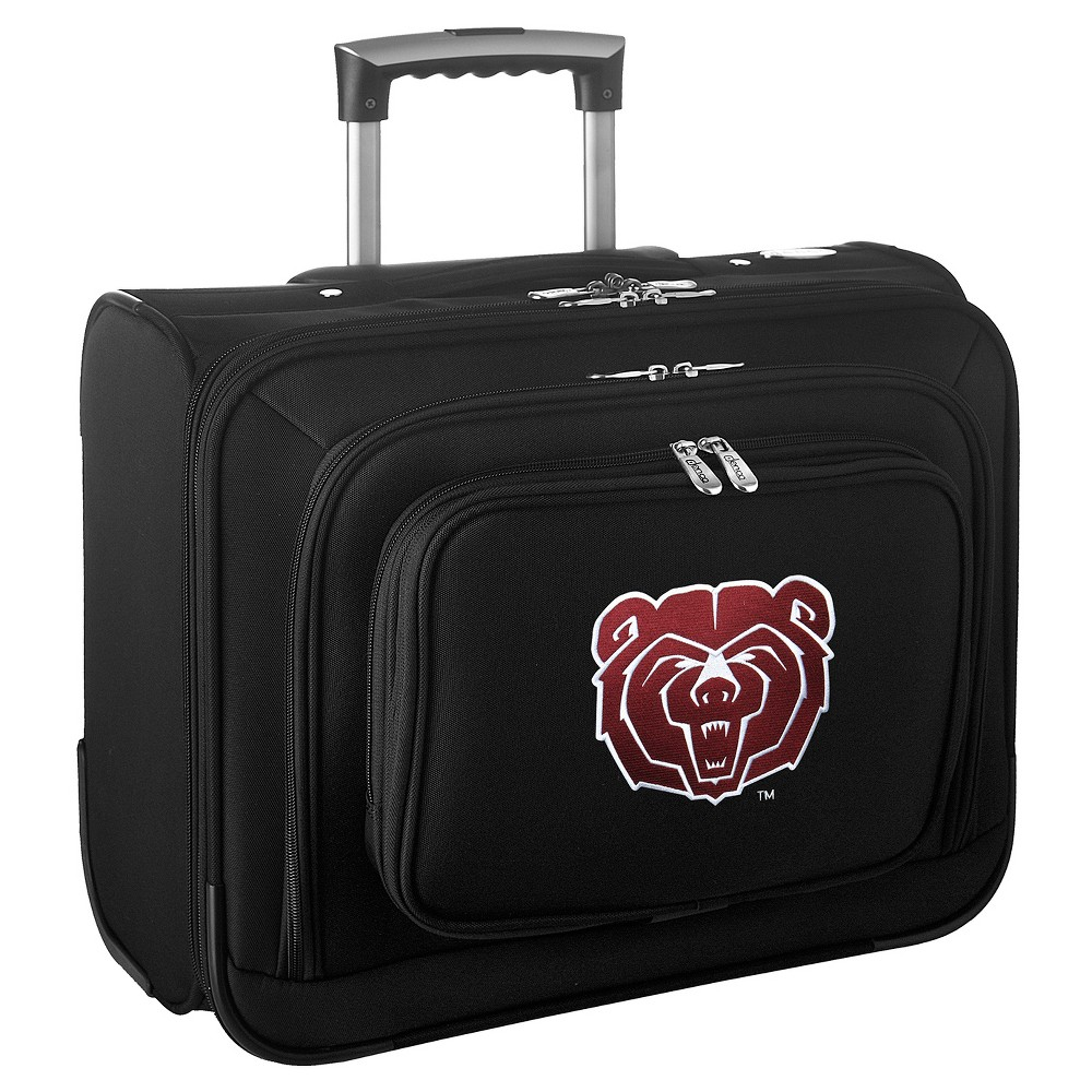 NCAA Missouri State Bears Mojo Wheeled Laptop Suitcase