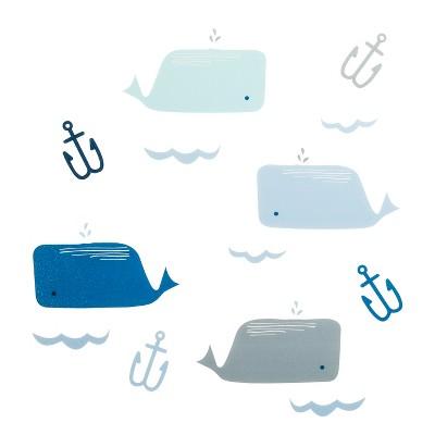 Wall Decal Nautical 30pc - Cloud Island™ - Blue