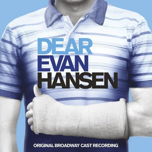 Original Broadway Ca - Dear Evan Hansen (Ocr) (CD) - image 1 of 1