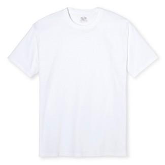 Fruit of the Loom Select™ Men's Short Sleeve T-Shirt - White