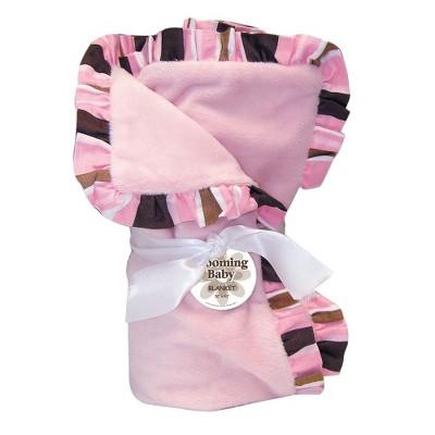 Trend Lab Maya Ruffle Blanket