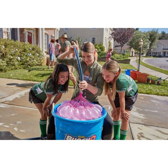 Bunch O Balloons Small Water Slide Wipeout with 3 Bunches of Crazy BOB image number null